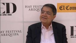 """Sergio Ramírez: """"Entré en la revolución más que en la política"""""""