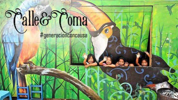 Calle y Coma: cocineros se unen para apoyar a Cantagallo