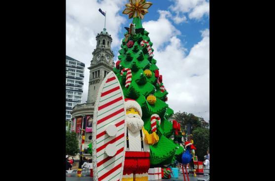 Sorpréndete con los árboles de Navidad más peculiares del mundo