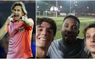 """Gareca sobre Farfán: """"Es un desperdicio no verlo en un club"""""""