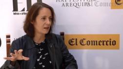 """Marta Sanz: """"Hacen falta clases medias en la cultura"""""""