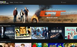 Amazon Prime Video llega al Perú para competir con Netflix