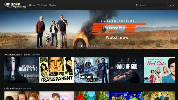 Amazon Prime Video llegó a Uruguay por U$S2.99 por mes