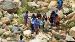 Junín: mujer murió luego de caer al río Mazamari - Noticias de satipo