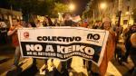 La multitudinaria marcha en apoyo a Jaime Saavedra en fotos - Noticias de jaime cuadra