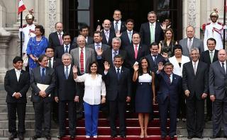 Las veces que Humala convocó diálogo con las fuerzas políticas
