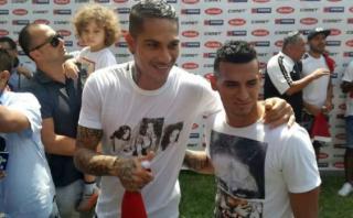 Paolo Guerrero: ¿qué dijo del fichaje de Trauco por Flamengo?