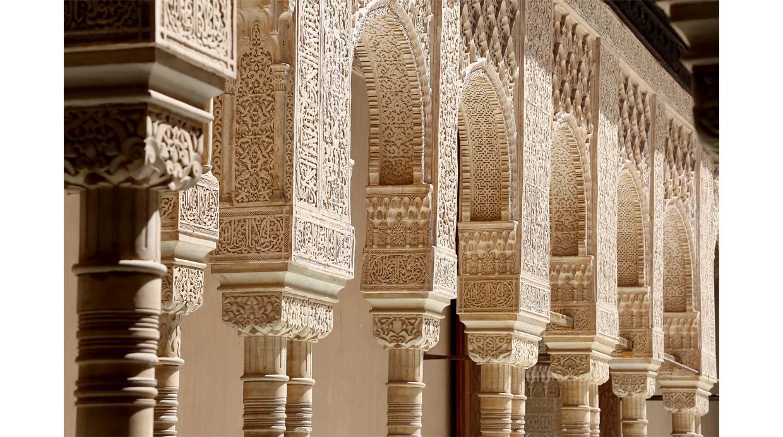 [Foto] La Alhambra: Conoce los mensajes ocultos de esta joya española