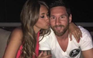 Lionel Messi tomó la decisión de casarse con Antonella Roccuzzo
