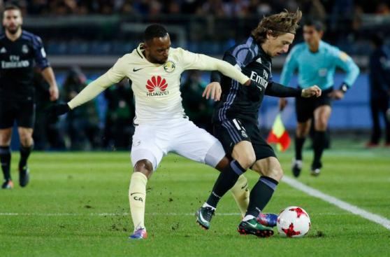 Las mejores fotos del triunfo de Real Madrid sobre el América