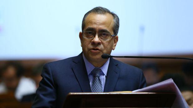Jaime Saavedra: Congreso aprobó moción de censura [EN VIVO]