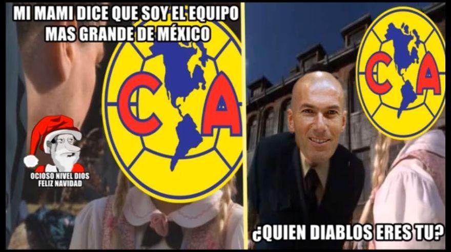 Real Madrid vs. América: memes se burlan de los mexicanos