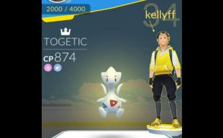 Pokémon Go: usuario confirma la aparición de Togetic
