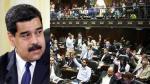 """Congreso declara """"responsabilidad"""" de Maduro en la crisis - Noticias de tulio pita"""