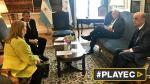 Mercosur: Argentina asumió presidencia en ausencia de Venezuela - Noticias de susana palacios