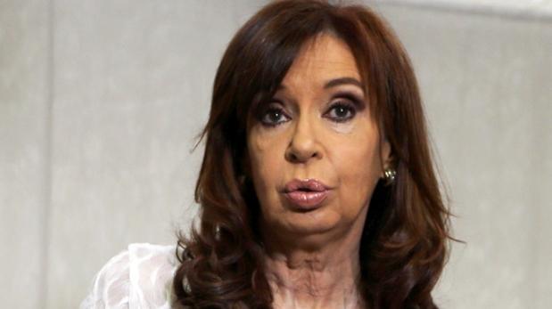 Cristina quedó cerca del juicio — Dólar futuro