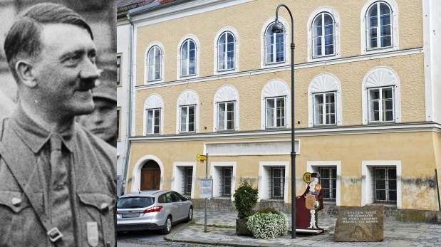 Aprueban expropiar casa de hitler para evitar un santuario nazi europa mundo el comercio peru - La casa del nazi ...