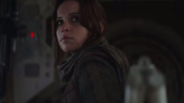 Una historia de Star Wars lidera la taquilla norteamericana — Rogue One