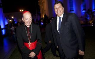 García resalta rol del cardenal al promover diálogo político