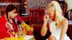 Julieta llora en su primera entrevista tras difusión de audios - Noticias de patricia rodriguez