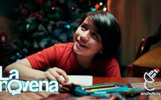 YouTube: ¿Cómo ven la Navidad un niño y una persona adulta?