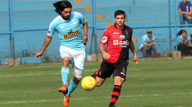 Alberto Rodríguez recibió este mensaje ante Melgar — Sporting Cristal