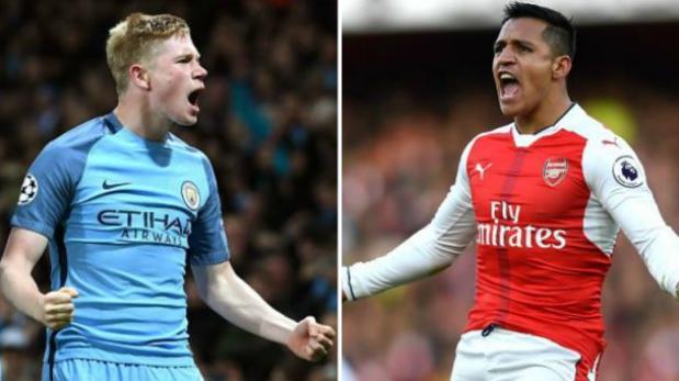 City derrotó a Arsenal con un giro en la segunda parte — Inglaterra