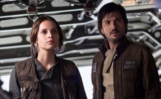 """""""Rogue One"""" recaudó más de $ 100 millones en su primera semana"""