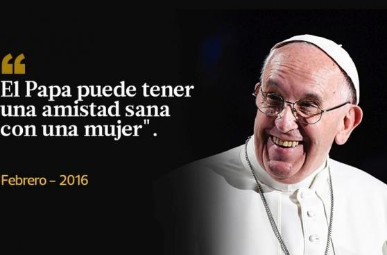Las frases más polémicas del papa Francisco en el 2016