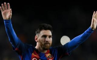 Lionel Messi cerró triunfo del Barcelona con golazo de 'huacha'