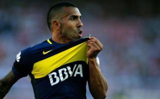 ¿Tevez y su último gol con Boca? 'Apache' marcó así ante Colón