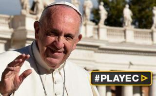 """El Papa cumple 80 años: """"Que mi vejez sea tranquila y alegre"""""""