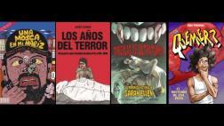 Los cómics finalistas en los Premios Luces 2016