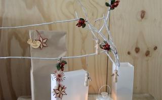 DIY: Este árbol de Navidad será el complemento ideal de tu sala