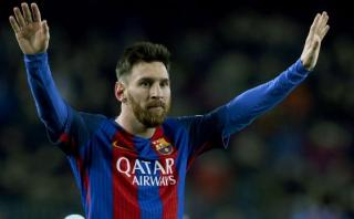 """Barcelona hará """"un esfuerzo"""" para renovar contrato de Messi"""