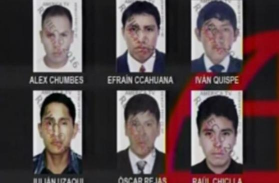 Apurímac: 12 policías murieron tras caída de vehículo a abismo