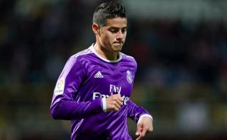 James Rodríguez dejaría Real Madrid para fichar por este equipo
