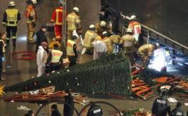 """[BBC] Testigo del ataque en Berlín: """"Era horrible y caótico"""""""