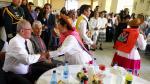 Presidente Kuczynski visitó asilo de ancianos en Breña - Noticias de demencia senil