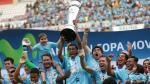 Sporting Cristal: las cinco claves por las que salió campeón - Noticias de jorge luis rodriguez