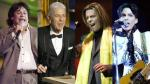 Bowie, Prince, Cohen y Juan Gabriel: año funesto para la música - Noticias de angel white