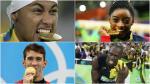 Usain Bolt, Phelps y las estrellas que dejó Río 2016 [FOTOS] - Noticias de michael phelps
