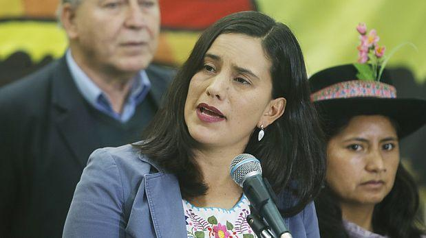Verónika Mendoza no asistirá a reunión de PPK con Frente Amplio