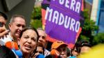 """""""Venezuela grita: Fuera Maduro, dictadura se enfrenta en calle"""" - Noticias de corina machado"""