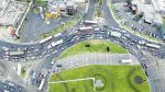 Óvalo Monitor: by-pass está suspendido [Vista desde un DRON] - Noticias de adrian revilla