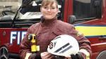 Londres tendrá la primera jefa de bomberos de su historia - Noticias de accidente de tren
