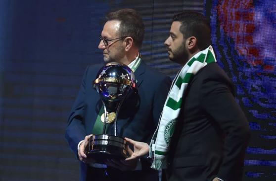 Copa Libertadores: así se vivió el sorteo del torneo [GALERÍA]