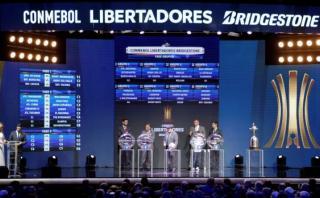 Copa Libertadores 2017: así quedaron los grupos tras sorteo