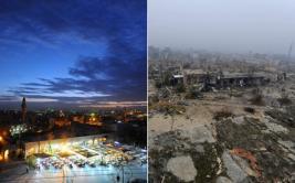 [BBC] Siria: Alepo, antes y después de la guerra