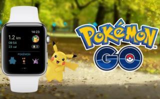 Pokémon Go anuncia llegada al Apple Watch